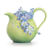 Lily of The Nile Teapot