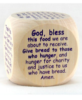 The Original Mealtime Prayer Cube