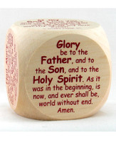 The Original Catholic Prayer Cube