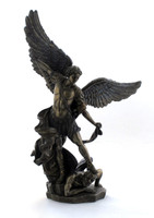 St. Michael Tramples Demon