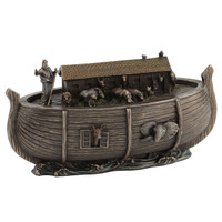 Noah's Ark Trinket Box