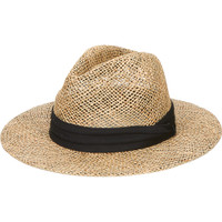 Men's Seagrass Panama Fedora