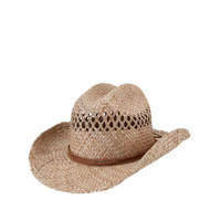 Men's Straw Cowboy Hat