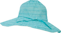 Kid's Floppy Hat (5-7 YRS SEAFOAM)