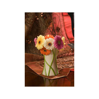 Gerber Daisy Bouquet Tea Light