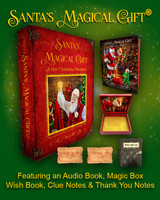 Santas Magical Gift Set