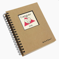Caregiver Write-It-Down Journal