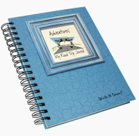 Adventures Write-It-Down Journal (Light Blue)