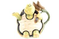 Terrific Turtle Teapot