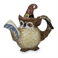 Occultic Owl Teapot