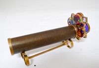 Brass Flower Wheels Kaleidoscope
