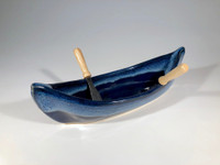 Norther Lights Canoe Dip Pot
