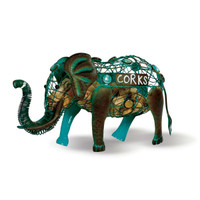 Elephant Wine Cork Caddy
