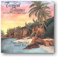 "Steve Hall, ""Tropical Breezes"" CD"