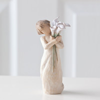 Beautiful Wishes Figurine
