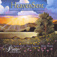 "Steve Hall, ""Heaven Sent"" CD"