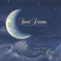"Steve Hall, ""Sweet Dreams"" CD"