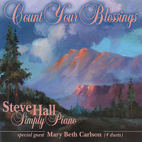 "Steve Hall, ""Count Your Blessings"" CD"