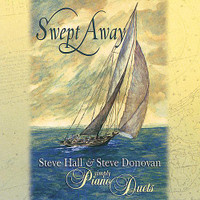 "Steve Hall, ""Swept Away"" CD"