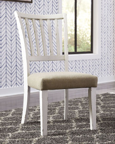 Dazzelton Linen Dining Upholstered Side Chair