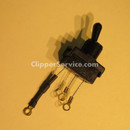 2-Speed Toggle Switch  >>Sold Without Switch Nut