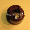 Burgundy End Cap for rocker switch