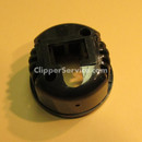 Black End Cap for rocker switch
