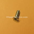 Screw for adapter plate