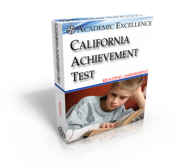 ONLINE California Achievement Test: Reading Only, TIMED