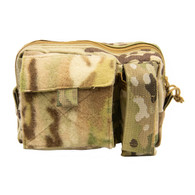 Shellback Tactical Super Admin Pouch Multicam Front