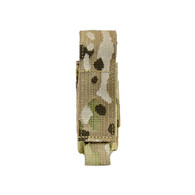 Shellback Tactical Single Pistol Mag Pouch Multicam Front
