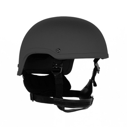 Shellback Tactical Level IIIA Ballistic High Cut ACH Helmet Black