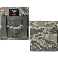 Shellback Tactical Side Plate Pockets ABU (Set of 2) - Closeout