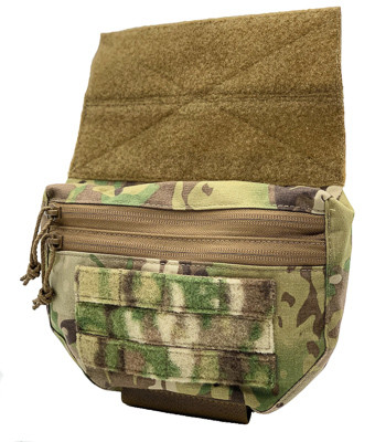 Shellback Tactical Flap Sac Pouch Multicam