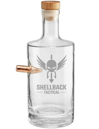 "Shellback Tactical ""Bulletproof"" Decanter"