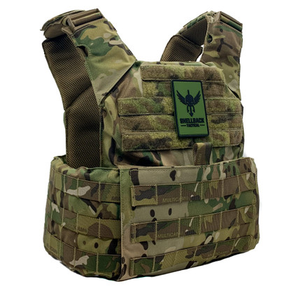 Shellback Tactical Skirmish Plate Carrier Multicam