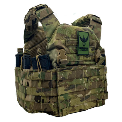 Shellback Tactical Rampage Plate Carrier Multicam