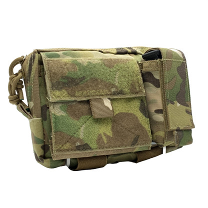 Shellback Tactical Super Admin Pouch Multicam