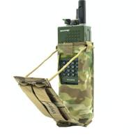 Shellback Tactical Adjustable MBITR Pouch Multicam