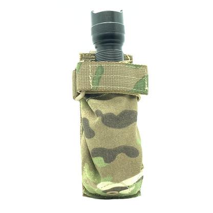 Shellback Tactical Flashlight Pouch Multicam