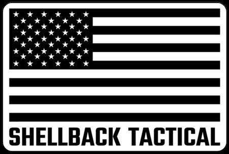 Shellback Tactical US Flag Sticker