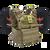 Shellback Tactical Banshee Rifle Lightweight Armor System with Level III LON-III-P Plates Ranger Green