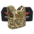 Shellback Tactical Banshee Rifle Lightweight Armor System with Level III LON-III-P Plates Multicam