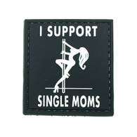 Shellback Tactical I Support Single Moms PVC Patch