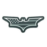 Shellback Tactical Batman Flag PVC Patch