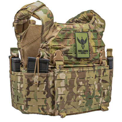 Shellback Tactical Rampage 2.0 Plate Carrier Multicam