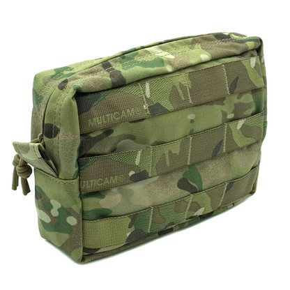 Shellback Tactical 6 x 8 Utility Pouch Multicam