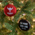 Shellback Tactical Do More Suck Less and Bullet Snowflake Christmas Ornaments.