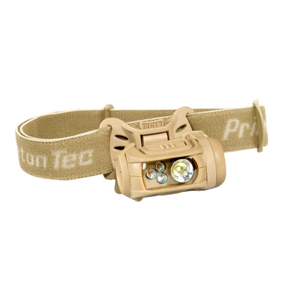 Princeton Tec® Remix Pro MPLS Headlamp Tan