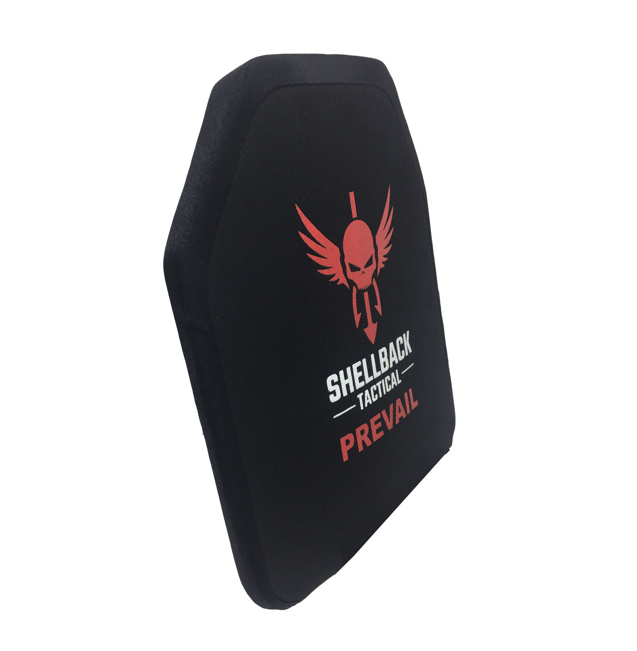 Shellback Tactical Prevail Series 10 x 12 NIJ 0101 06 Certified Stand Alone  10 Year Warranty Level IV Hard Armor Plate